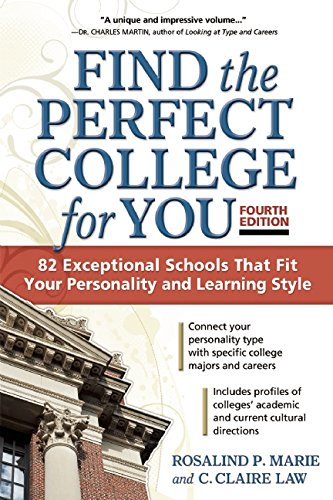 find-the-perfect-college-for-you-book
